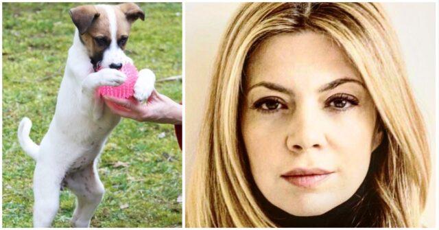 benedicta-boccoli-scopre-tumore-seno-grazie-alla-sua-cagnolina-nina