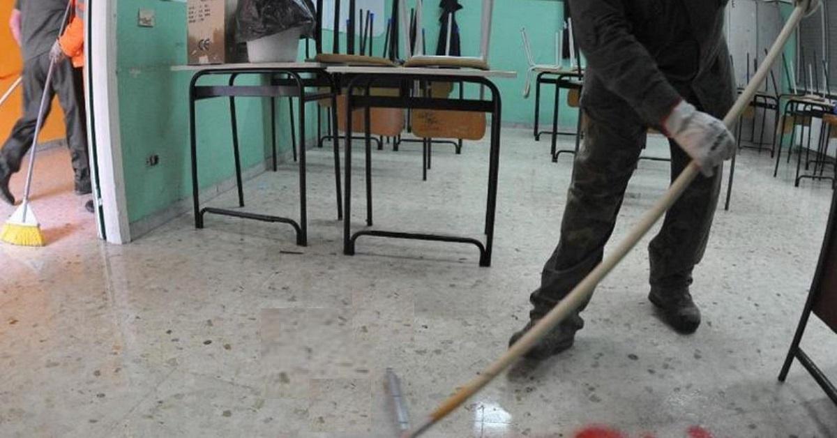 bidello-scuola