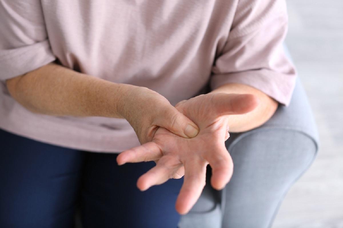 dolore alla mano