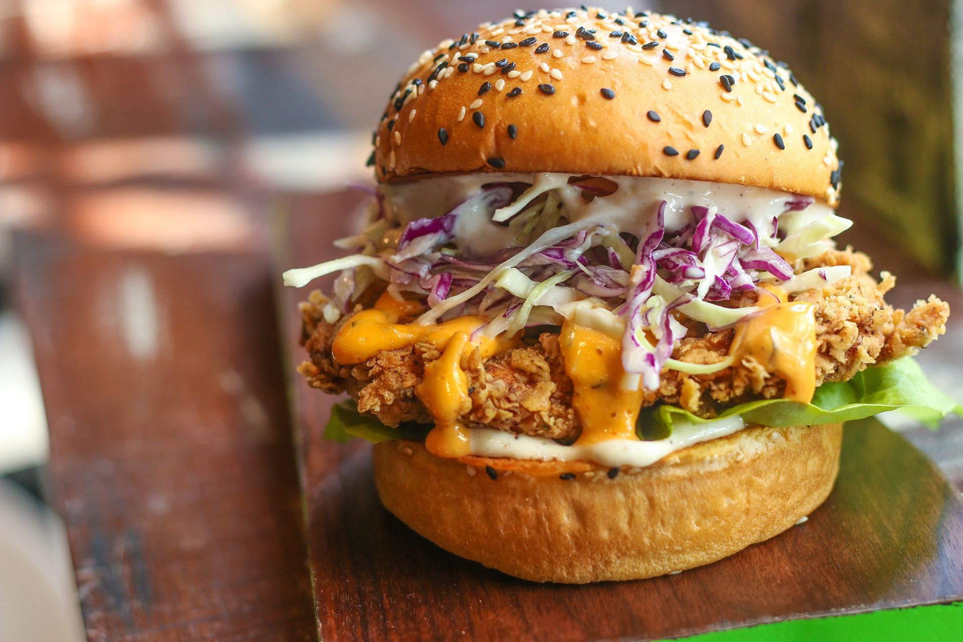 Hamburger di cicerchia, ricetta
