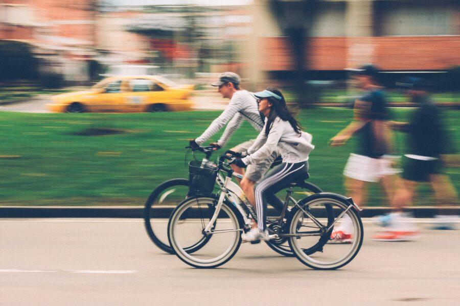 infortuni nel ciclismo