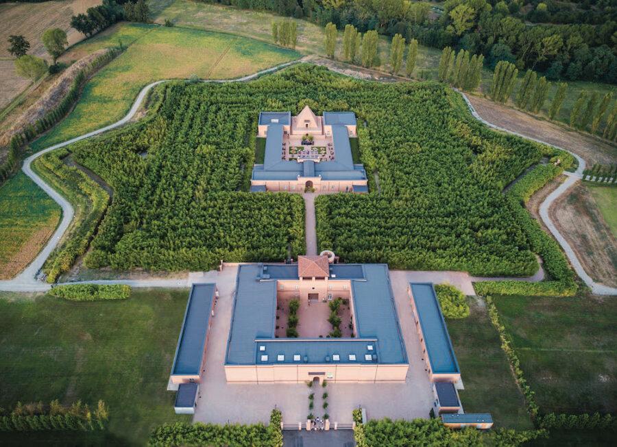 Labirinto Masone _ courtesy of Labirinto della Masone