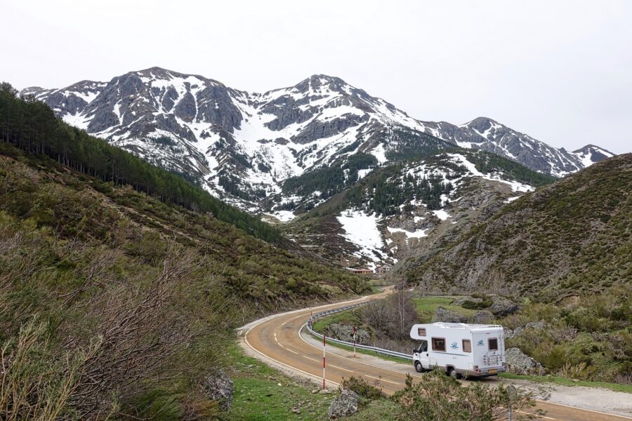 viaggi in camper 2019