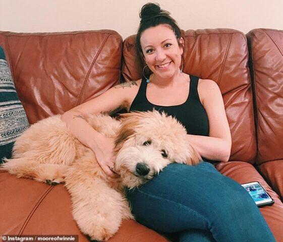 la-triste-esperienza-di-Sara-e-Nick-sul-loro-cane-Winnie 4