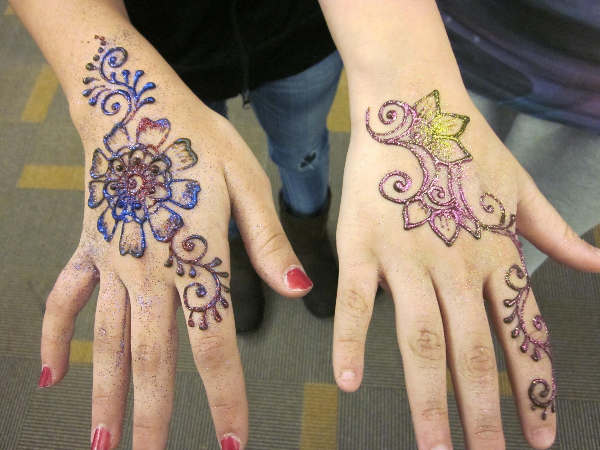 Come fare tatuaggi temporanei