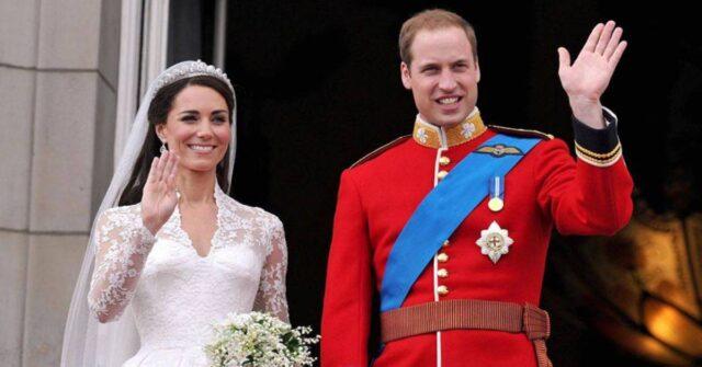 William e Kate Middleton scorta investe donna