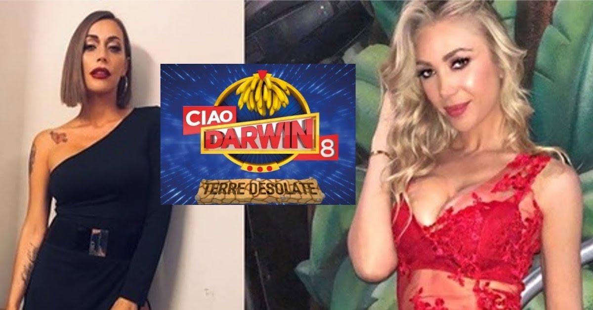 Karina-Cascella-su-Ciao-Darwin-dovevamo-litigare