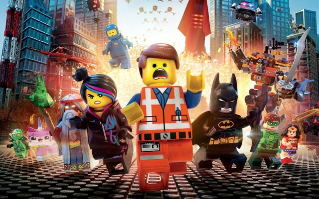 The LEGO Movie Universe