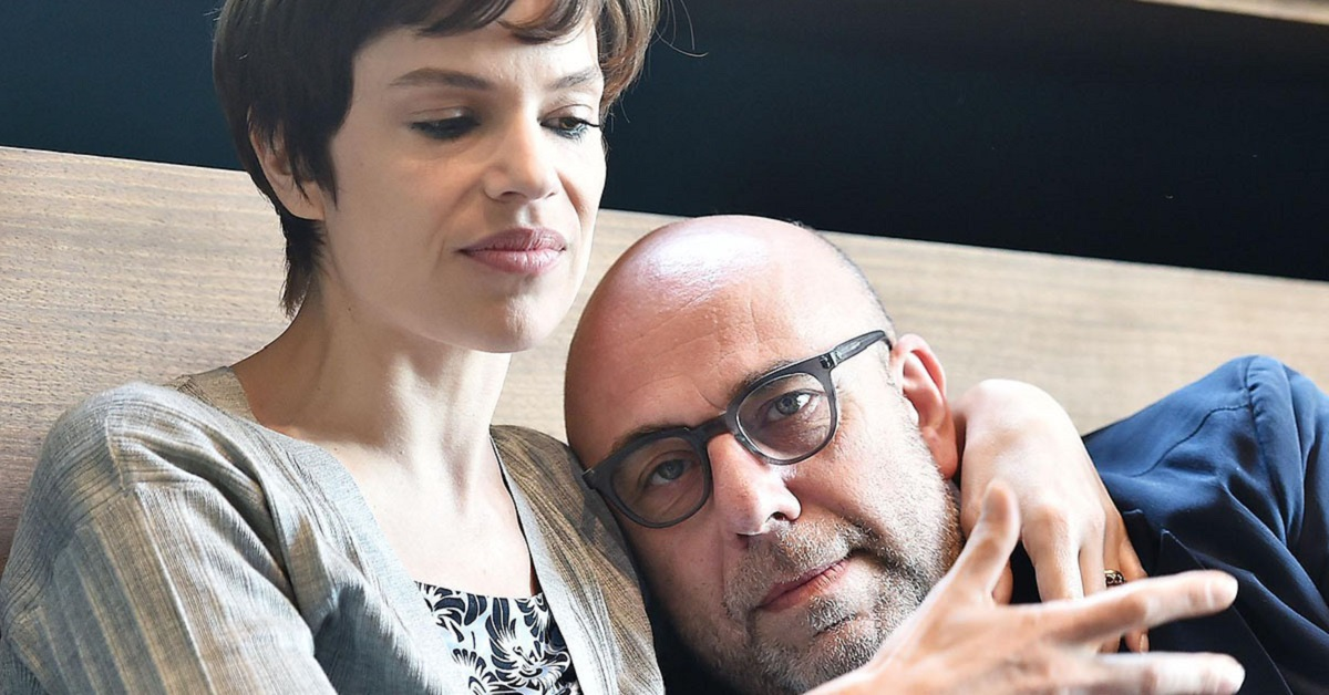 Micaela Ramazzotti e Paolo Virzì