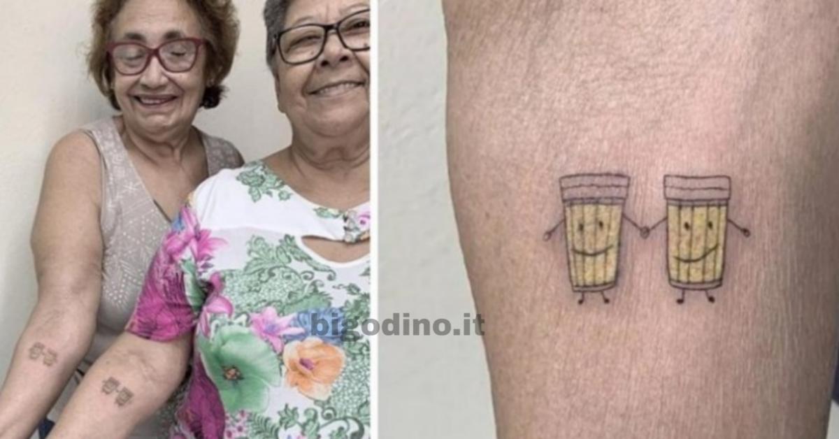 donne tatuaggio