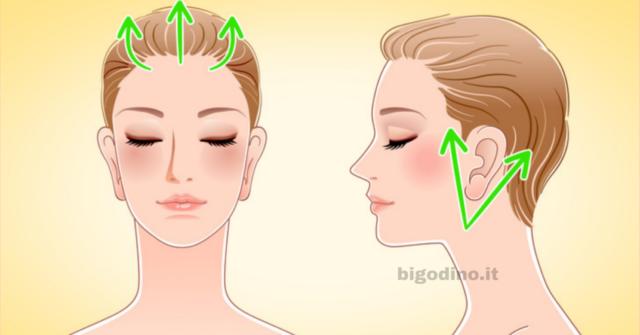 esercizi viso