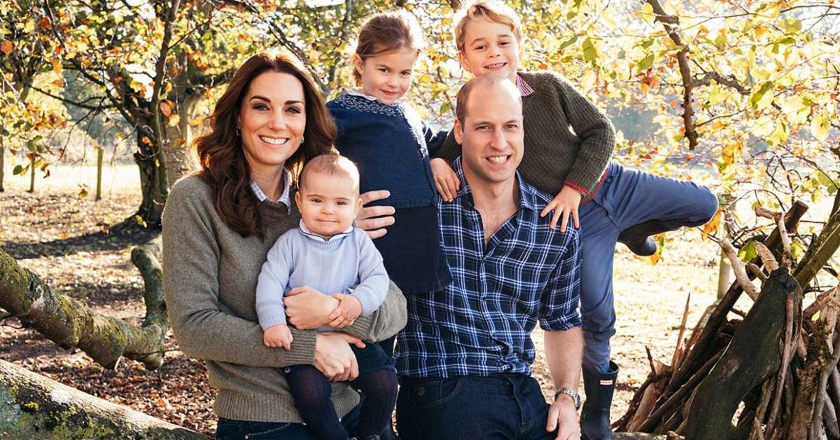 Principe William: figli