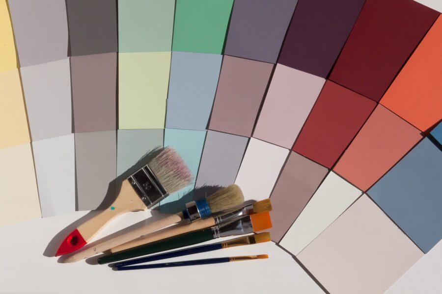colori pareti interne