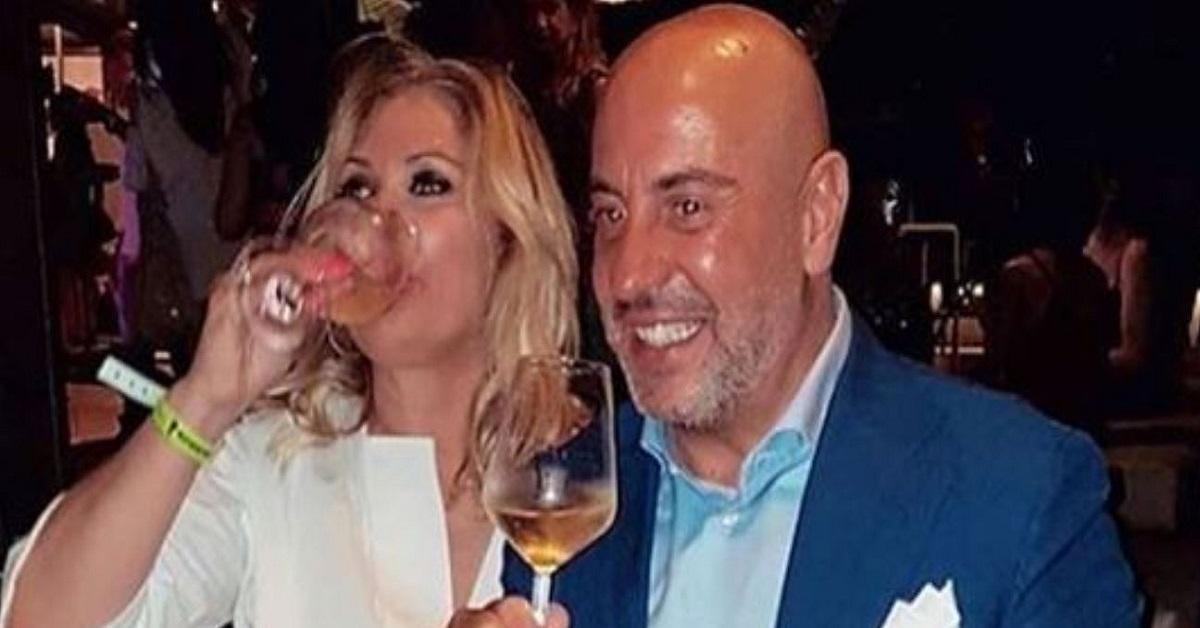 Tina Cipollari Vincenzo Ferrara