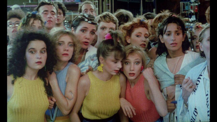 ritorno della moda anni 80