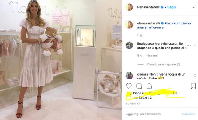 elena-santarelli-di-nuovo-incinta