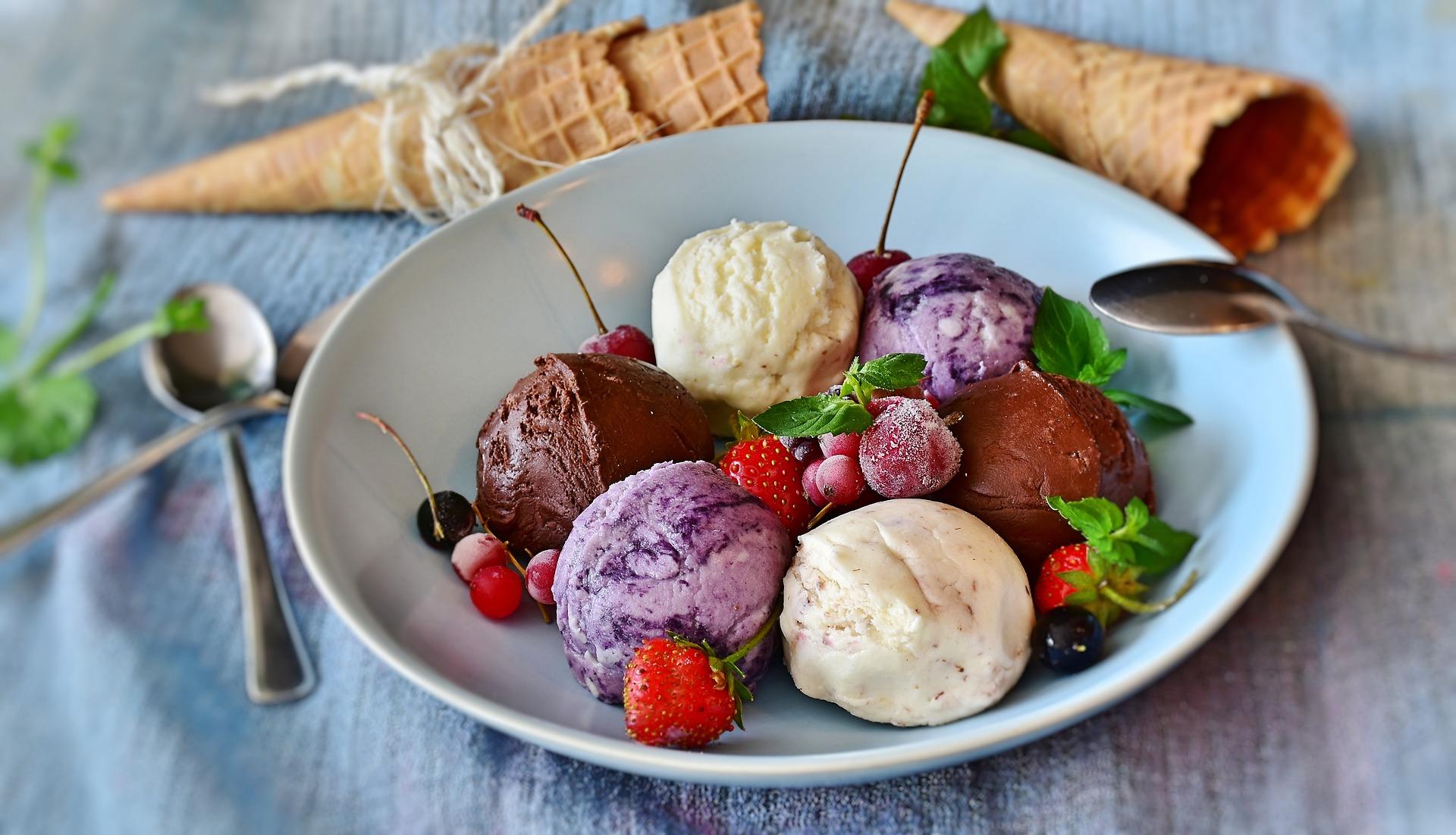 I gusti di gelato più mangiati