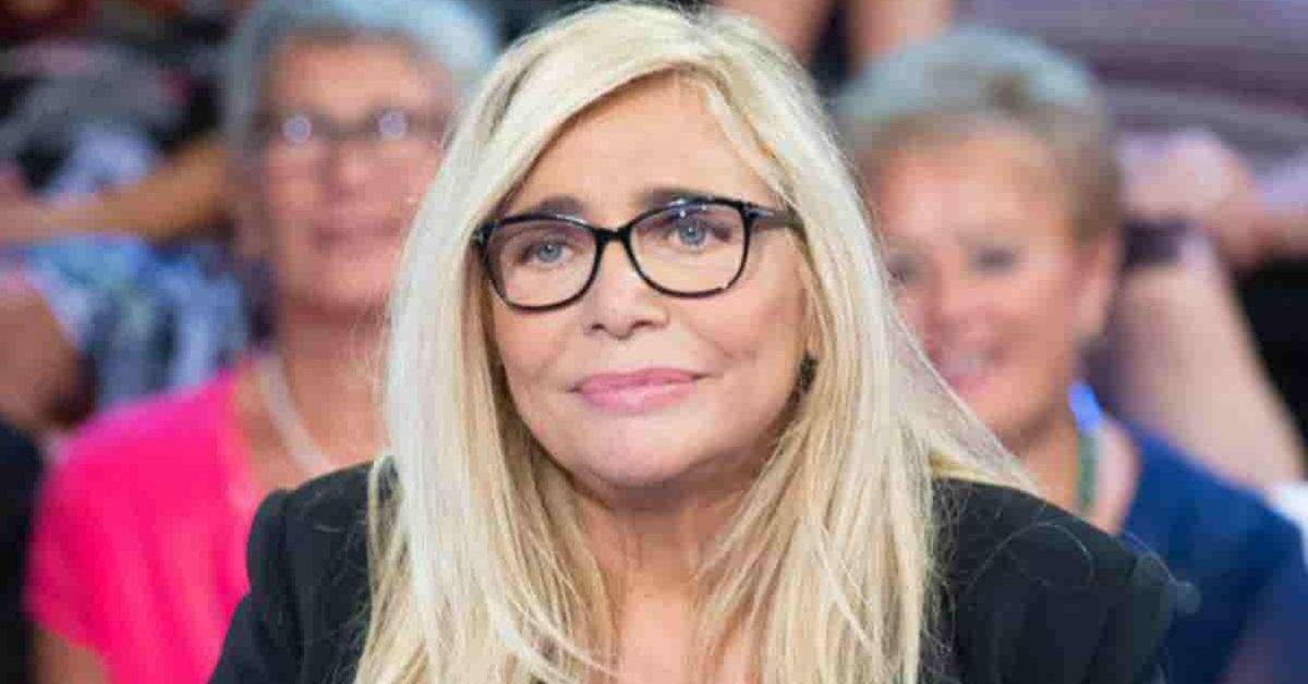 Mara Venier malata