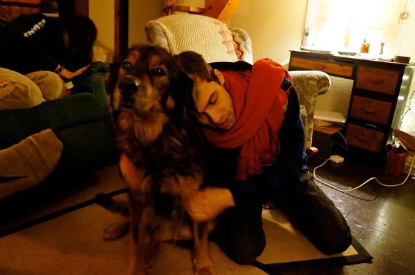 l'amore-di-Mason-per-il-suo-amico-umano 2