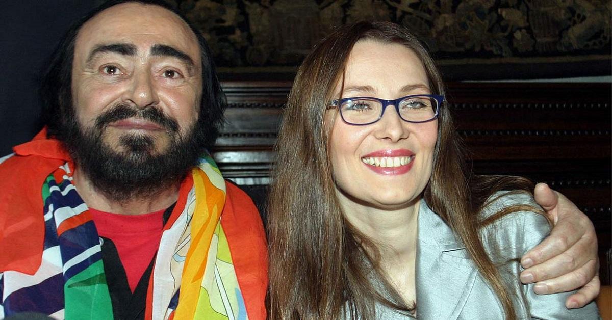 Nicoletta Mantovani, moglie di Luciano Pavarotti, che fine ha fatto?