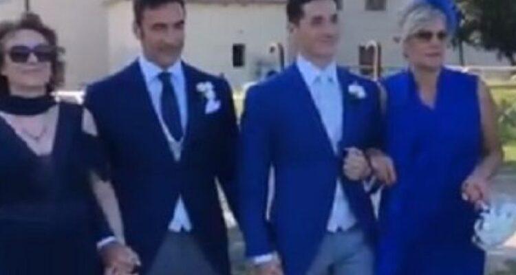 Vincenzo Mingolla, il ballerino di Amici sposa il compagno
