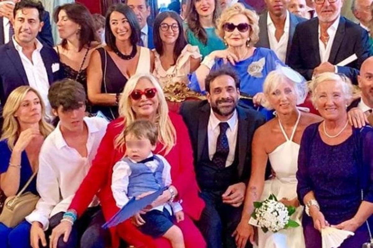 Matrimonio Paolo Capponi e Valentina