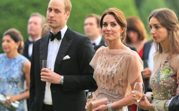 Kate Middleton scorta