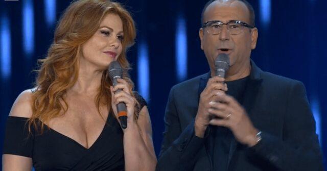 vanessa-incontrada-carlo-conti-seat-music-awards