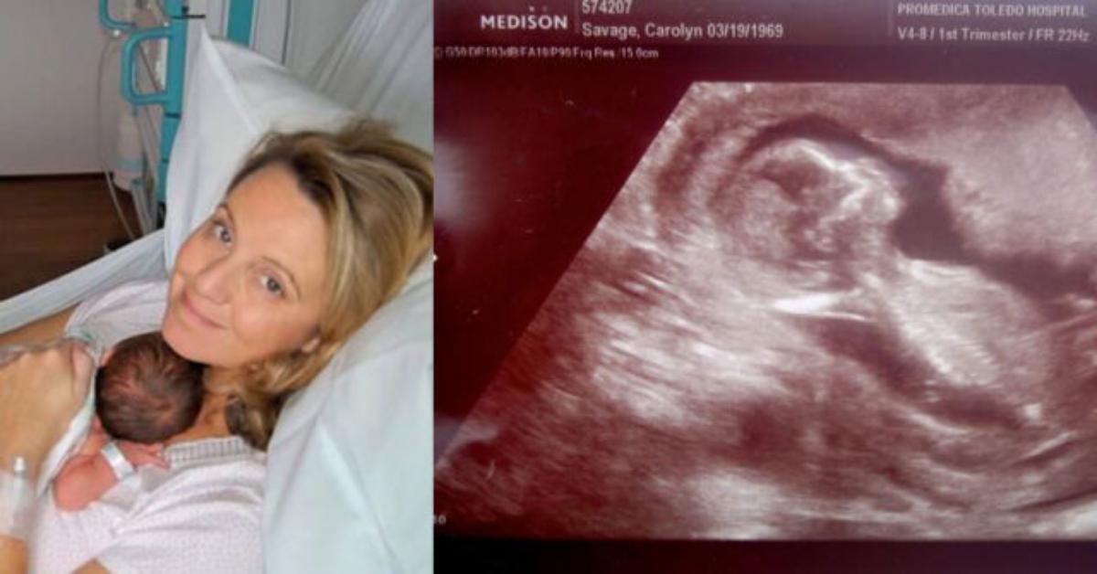 Aspetta  di dare alla luce il suo bambino, ma poi scopre che quello non è suo figlio...