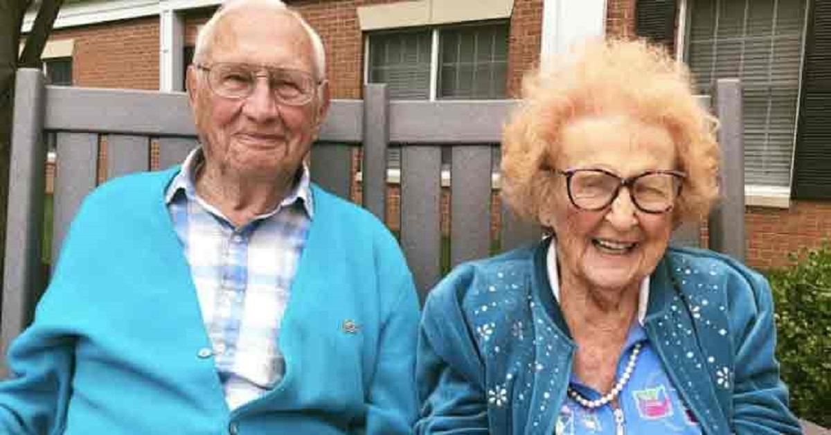 Si incontrano e si sposano nella casa di riposo: il loro amore sta ispirando migliaia di persone
