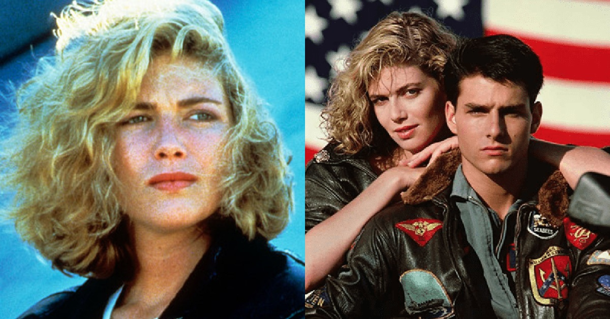 Kelly McGillis non ci sarà nel sequel di Top Gun perché dice di essere grassa, brutta e vecchia