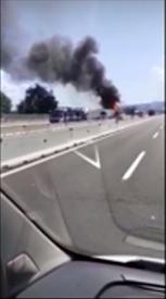 Bologna camion incidente