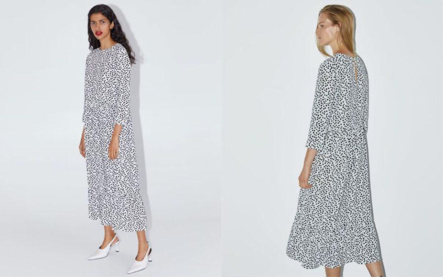 The dress Zara