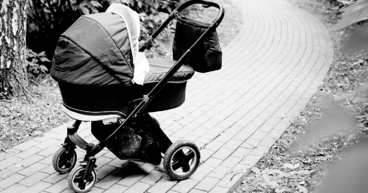 Cane si prende cura del bambino ignorato dalla mamma ubriaca