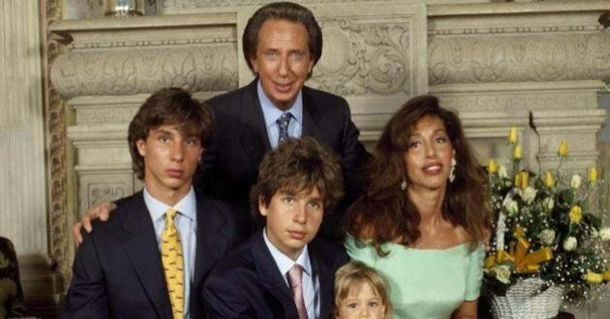 mike-bongiorno-famiglia