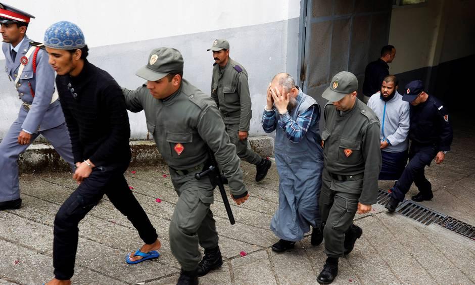 morocco-terroristi