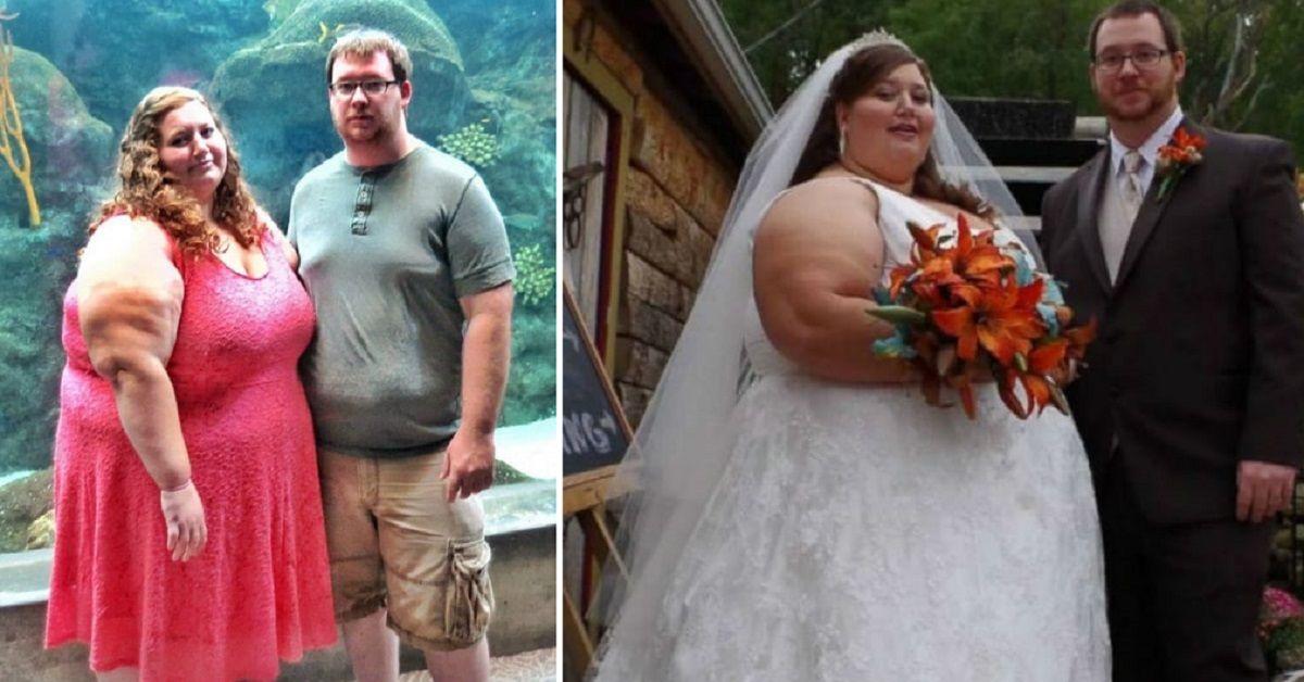 Pesavano complessivamente 350 chili e decidono di cominciare a frequentare una palestra