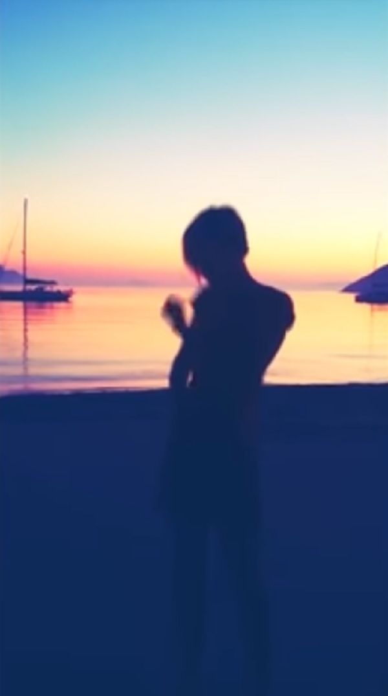 Nadia-Toffa-tramonto