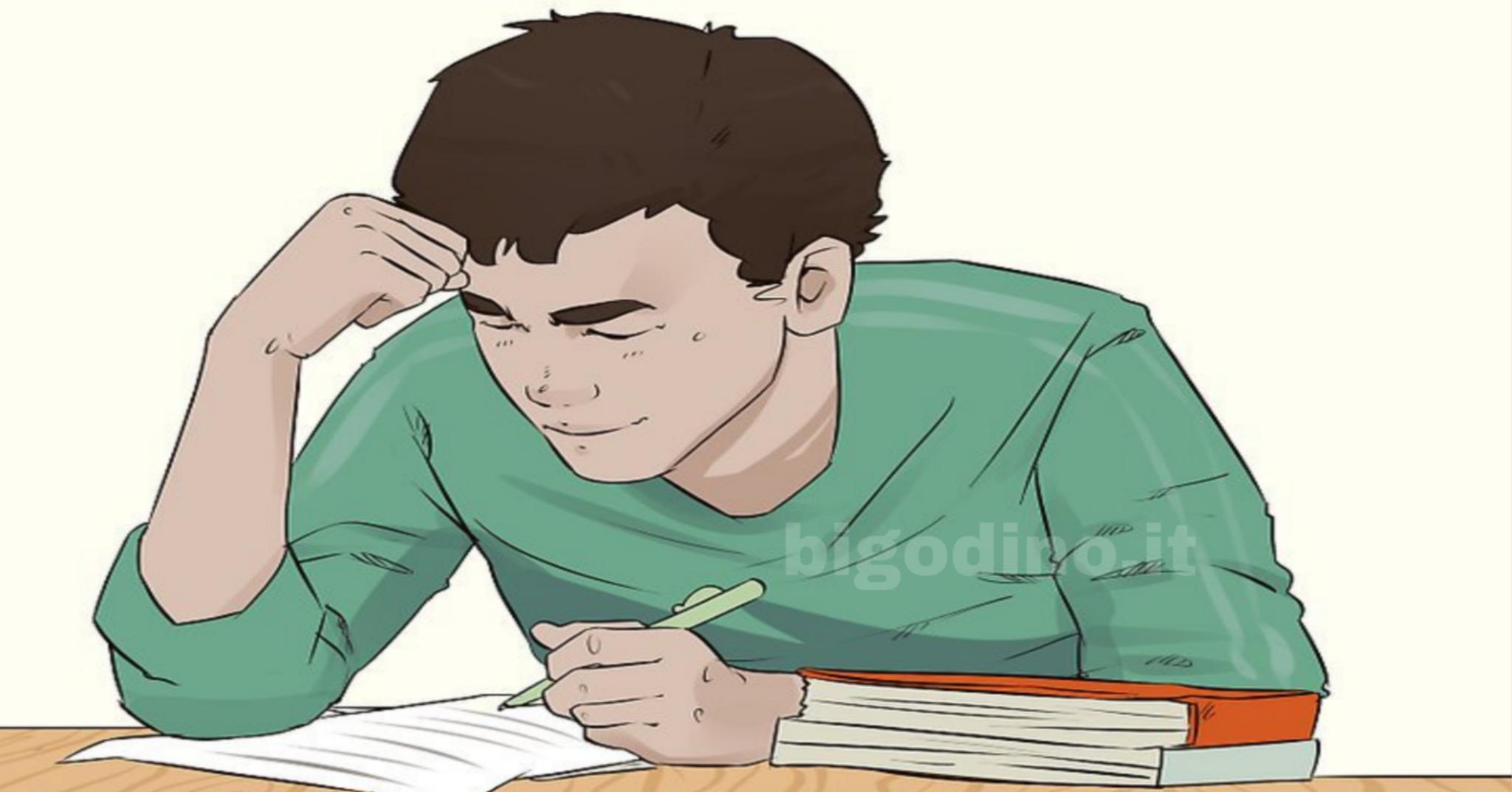 Le persone con una brutta calligrafia sono più intelligenti