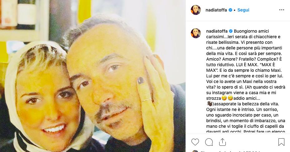Massimiliano ex Nadia