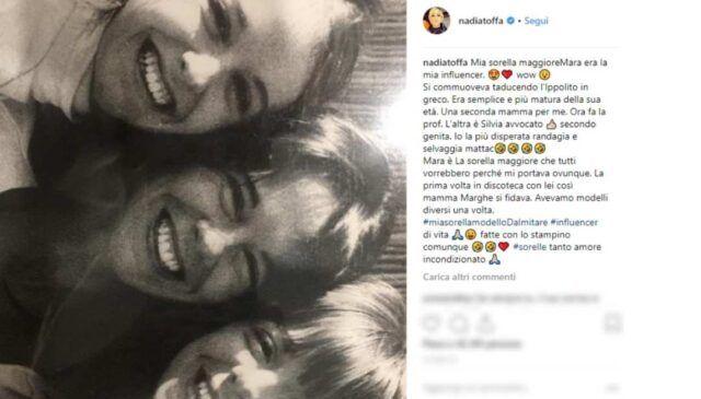 nadia-toffa-instagram-sorelle