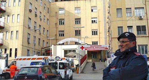 Napoli-donna-arriva-in-ospedale-con-un'emorragia-il-neonato-è-morto 1