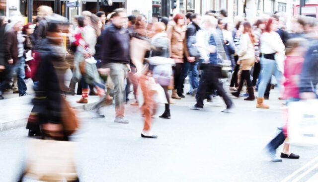 gente in movimento