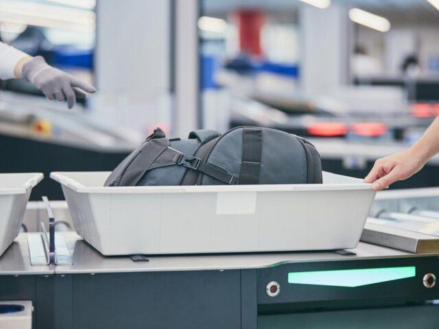 trovata-donna-che-viaggiava-con-neonata-nel-bagaglio-a-mano 1