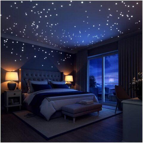 Dormire sotto un cielo stellato