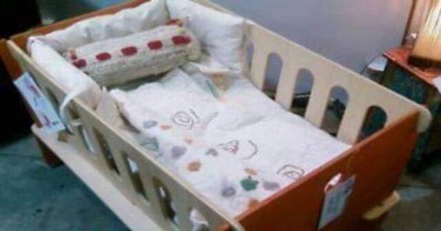 Foggia-trovata-pistola-nella-culla-di-un-neonato-arrestati-entrambi-i-genitori