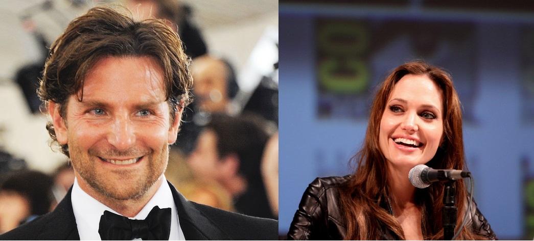 Bradley Cooper e Angelina Jolie