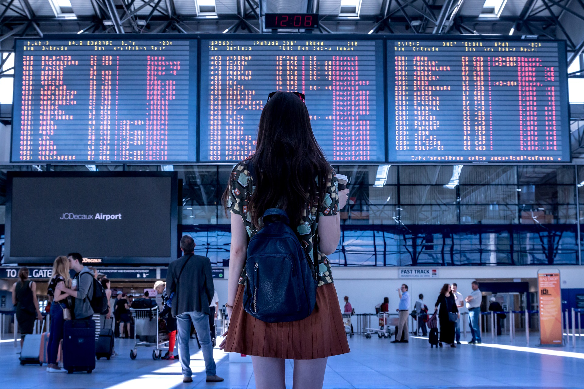 Non innamoratevi di una viaggiatrice
