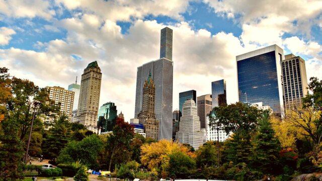 Autunno a Manhattan