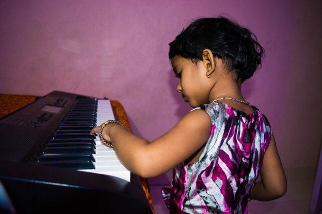 I benefici della musica sui bambini